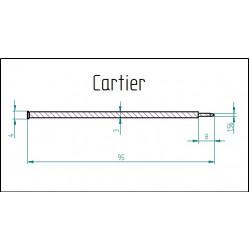 Cartier Dimensions
