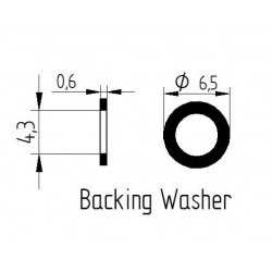 Washer Dimensions