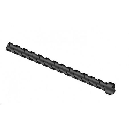 Helix rod for piston filler
