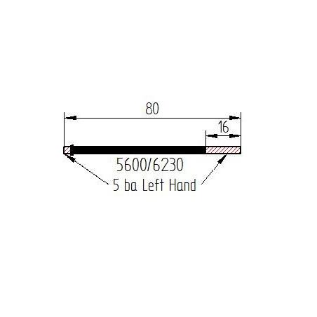 Onoto Standard type rod 5600  & 6230