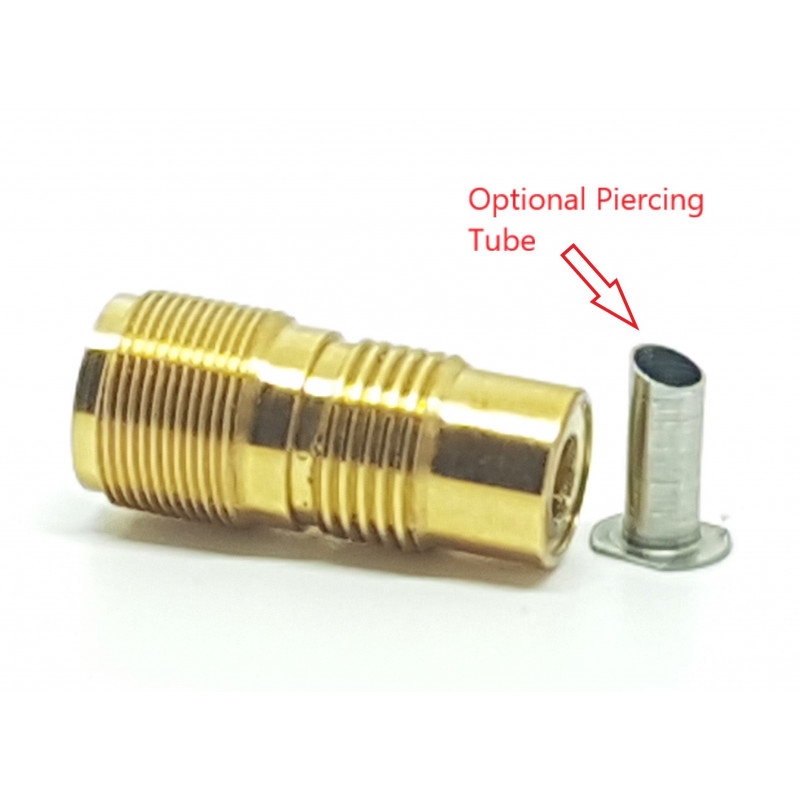 Optional Piercing Tube